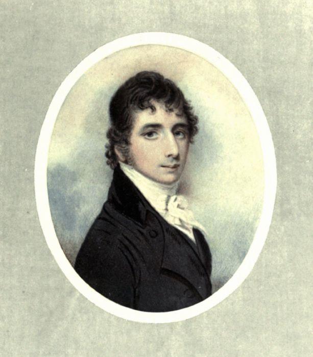 Portrait Miniatures By George C Williamson