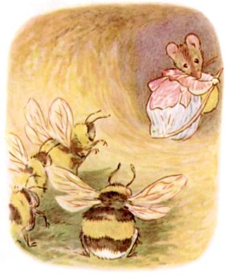 The Tale Of Mrs Tittlemouse By Beatrix Potter