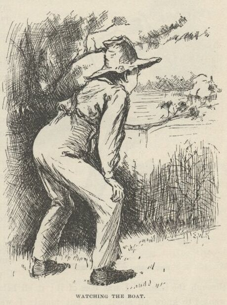 an analysis of the foil between huckleberry finn and tom sawyer in the novel the adventures of huckl Read expert analysis on character analysis in the adventures of of tom sawyer, the adventures of huckleberry finn is written in the tom as a foil for.