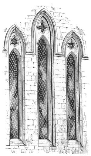 THE EAST WINDOW From Parkers Introduction To Gothic Architecture