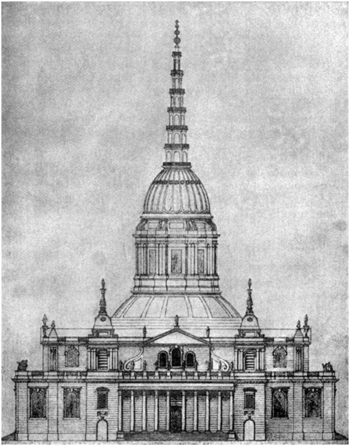 Church Architectural Drawings The Cathedral Church of st