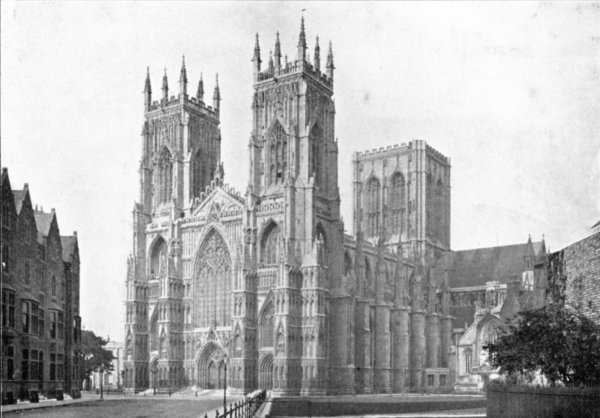 66be9ec980d5 Bell's Cathedrals: York, by A. Clutton-Brock.
