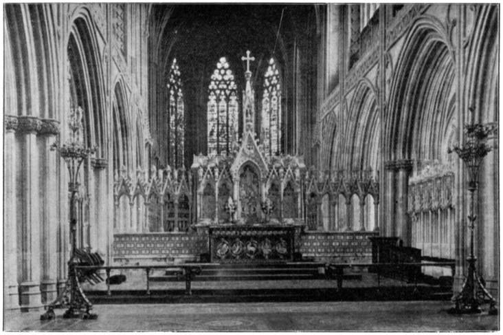 Lichfield Cathedral School