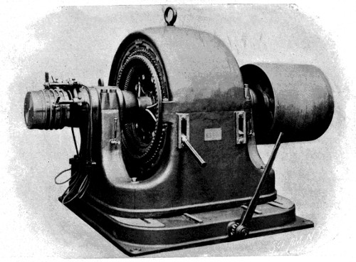 The progress of invention in the nineteenth century by for Who invented the electric motor in 1873